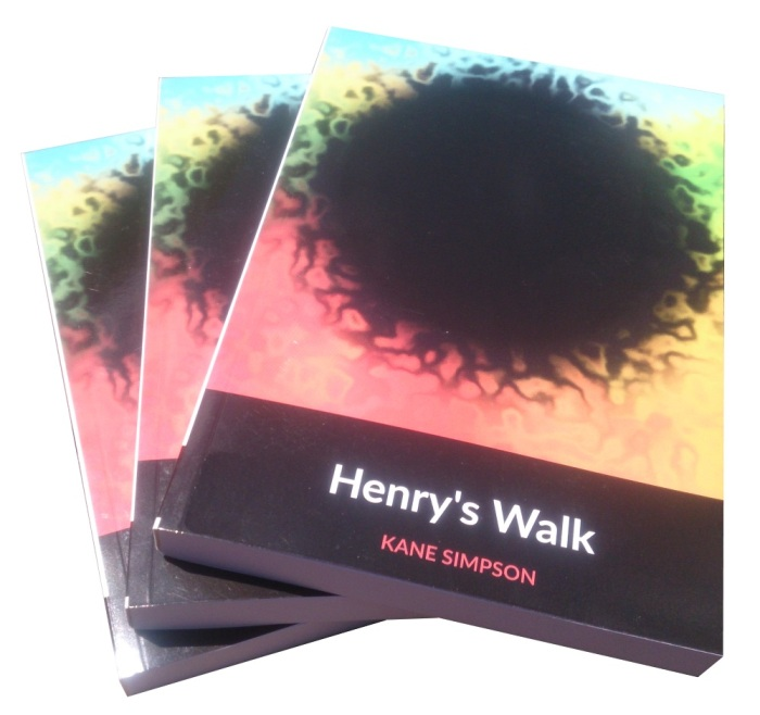 Henry's Walk book image